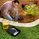 Building Concrete Lawn & Garden Borders