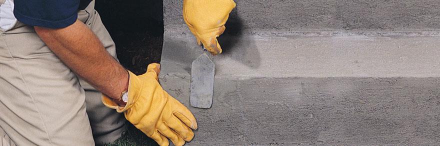 Quikrete 174 Repairing Concrete Steps