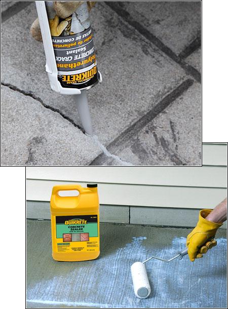 Quikrete Winterize Your Concrete