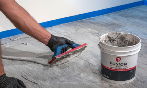Quikrete 174 Featured On New Fox Show Home Free With Mike