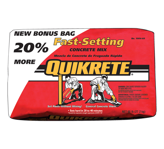 Cement Leveling Products : Quikrete fast setting self leveling floor resurfacer