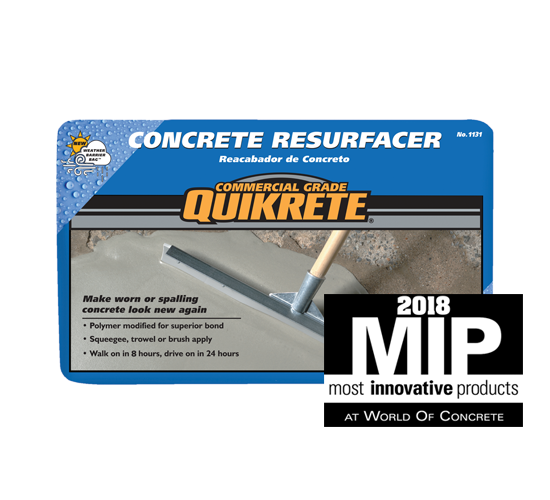 Largest Manufacturer of Packaged Concrete | QUIKRETE: Cement