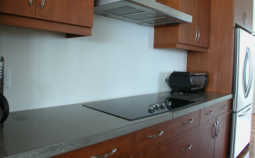 Countertop Mix Quikrete Cement And