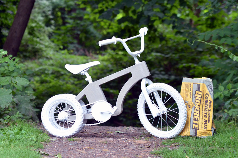 Concrete Bicycle - One Bag Wonder Contest Entries