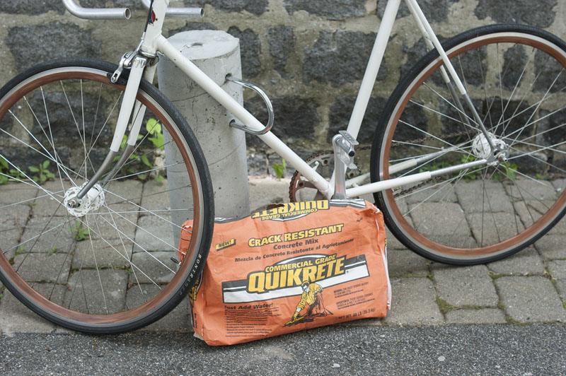 Bicycle Anchor - One Bag Wonder Contest Entries