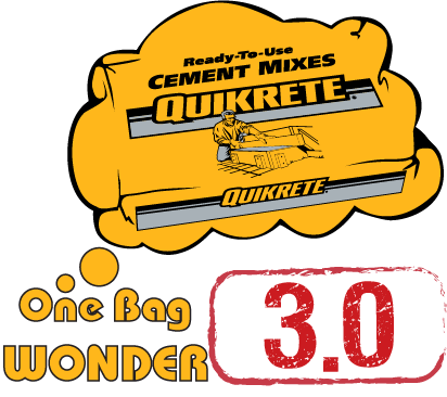 Largest Manufacturer of Packaged Concrete | QUIKRETE: Cement and