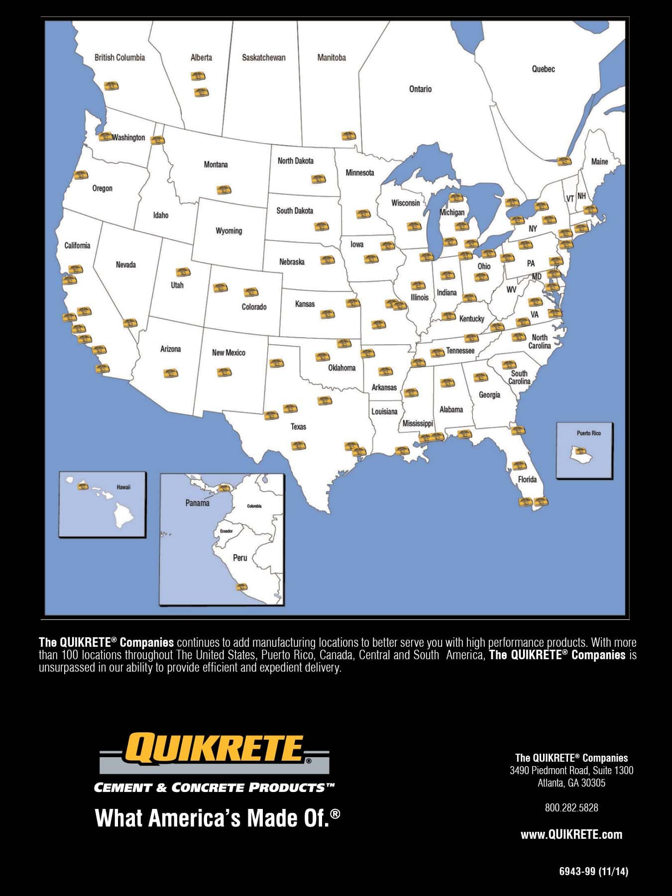 Quikrete - Product Guide