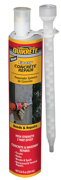 QUIKRETE<sup>&reg;</sup> Epoxy Concrete Repair (No. 8620-49)
