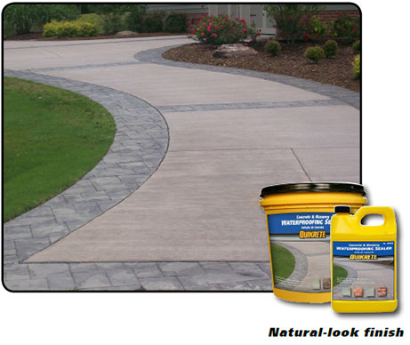 Concrete Masonry Waterproofing Sealer