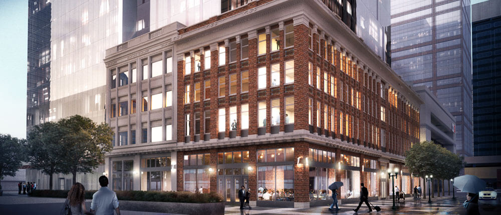 Project Profile: Kelly Ramsey Building Historic Restoration