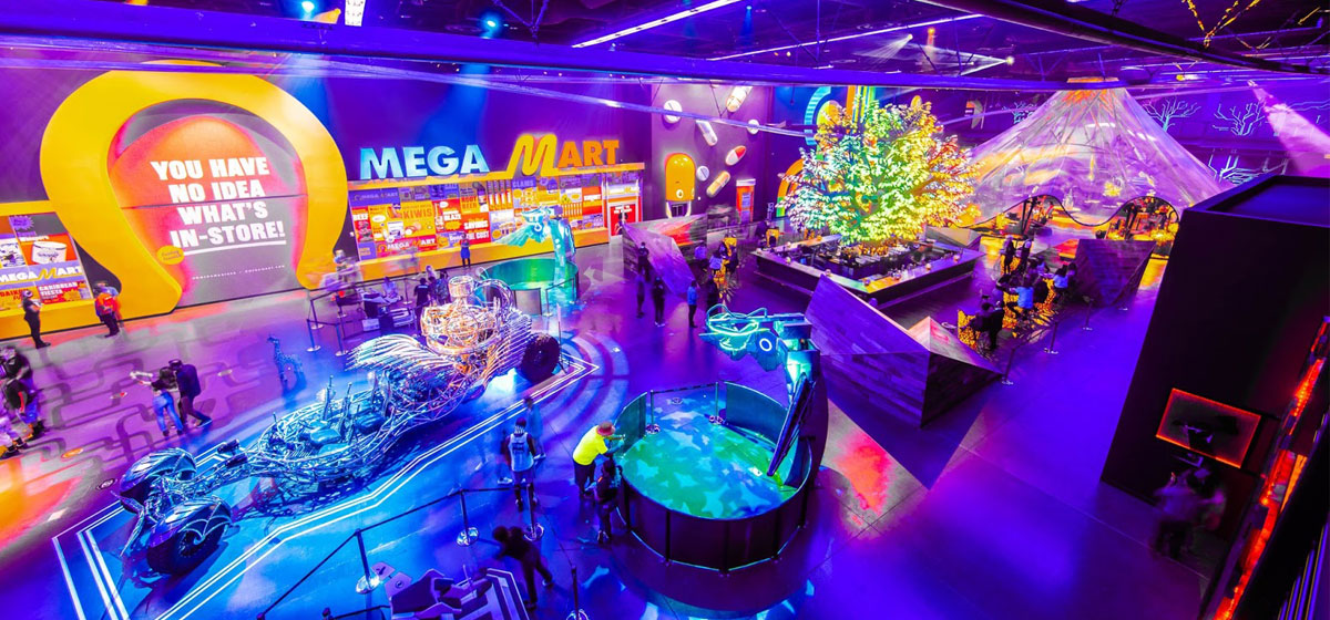 Project Profile: Meow Wolf