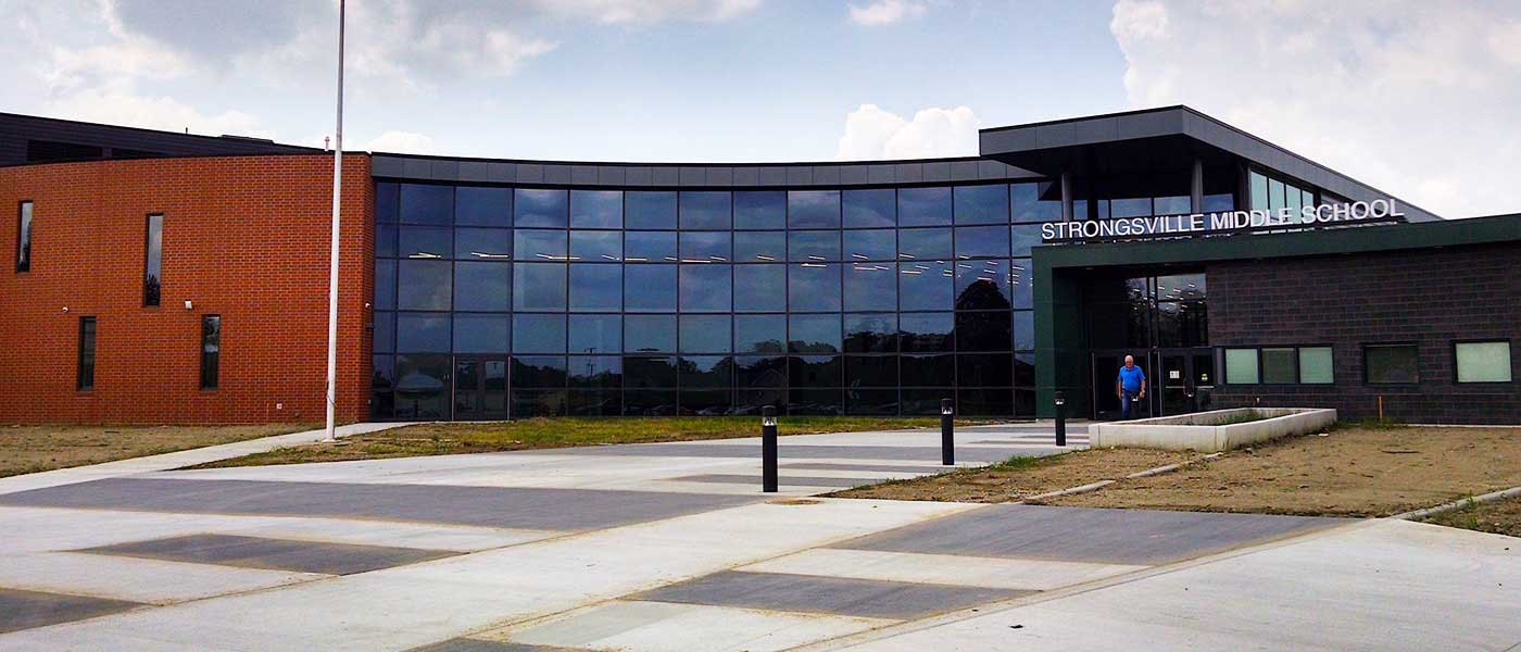 Project Profile: Strongsville Middle School