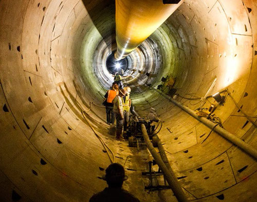 Commerical Project - Lake Mead Tunnel