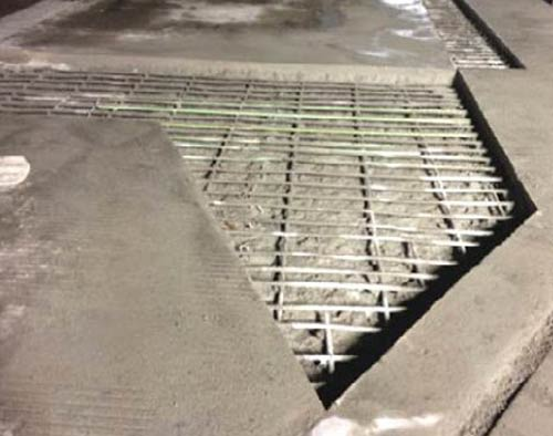 NJDOT I-80 Bridge Deck Repair