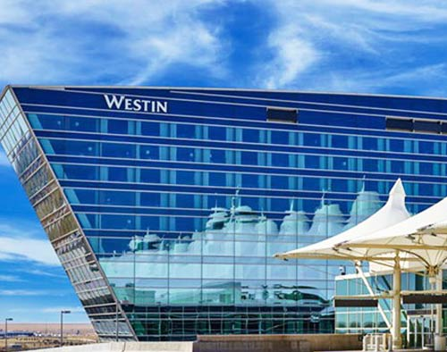QUIKRETE Project Profile - Westin Denver International Airport Hotel