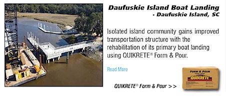 Daufuskie Island Boat Landing