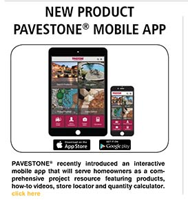 Get Pavestone's New App!