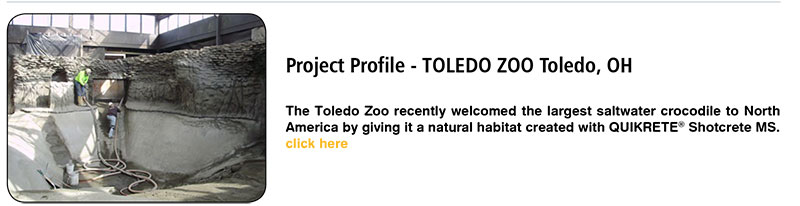 Project Profile - Toldeo Zoo -  Toledo, OH