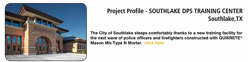 Project Profile - Southlake DPS Training Center - Southlake, TX