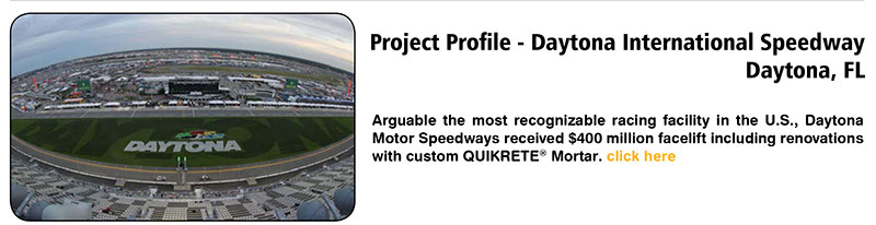 Project Profile - Daytona International Speedway